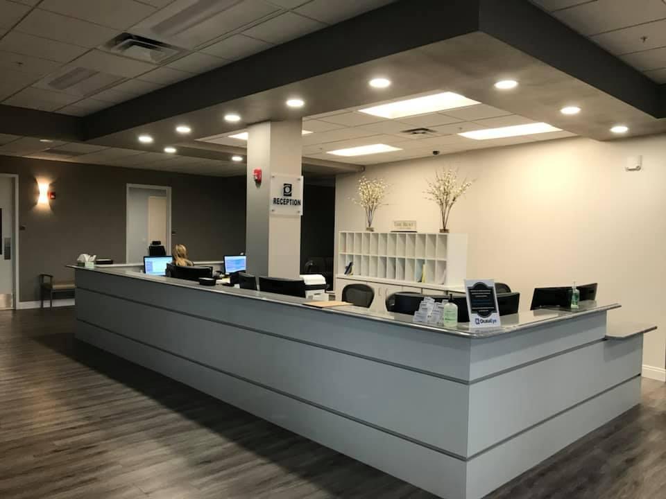 Heath Brook Office