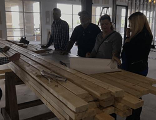 New Heath Brook Office Construction Progress